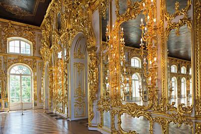 Saint Petersburg Photograph - Russia, Saint Petersburg by Walter Bibikow
