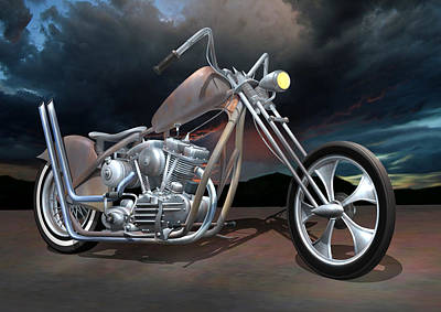 Rusty's Chopper Original