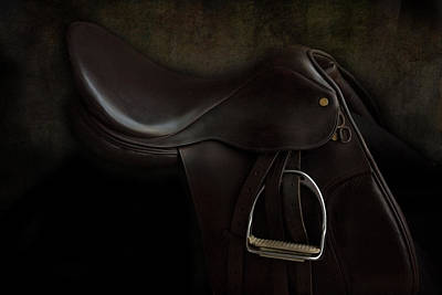 Photograph - Saddle 2 by M Davis