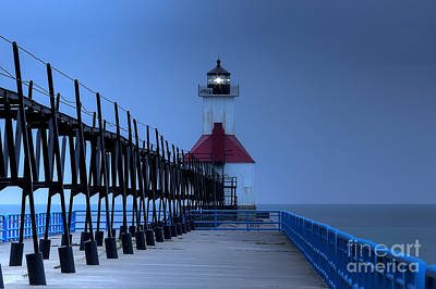 Joseph Photograph - Saint Joseph Lighthouse by Twenty Two North Photography