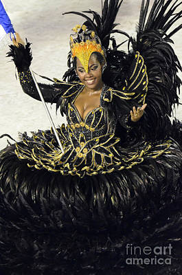 Photograph - Samba Beauty 6 by Bob Christopher