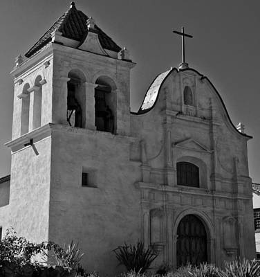 San Carlos Cathedral Art Print