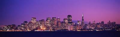 San Francisco, California, Usa Art Print by Panoramic Images