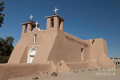 Photograph - San Francisco De Asis Church by Fred Stearns