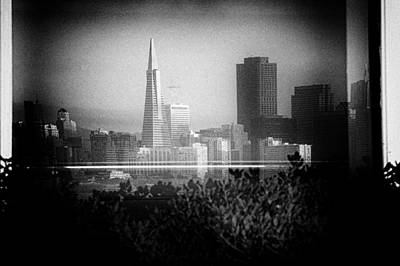 San Francisco Skylines Art Print by Celso Diniz