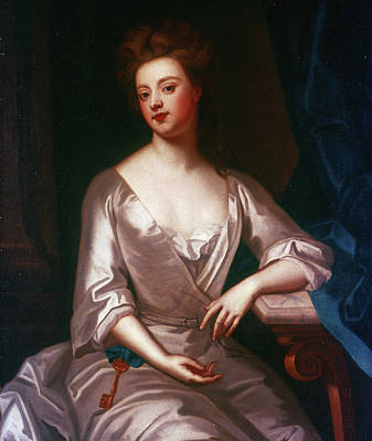Kneller Painting - Sarah Churchill (1660-1744) by Granger