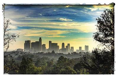 Photograph - Scene @ Los Angeles by Jim McCullaugh