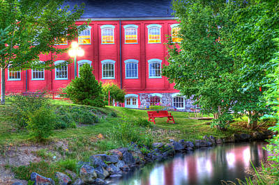 Photograph - Serenity In Hdr by Joseph Bowman