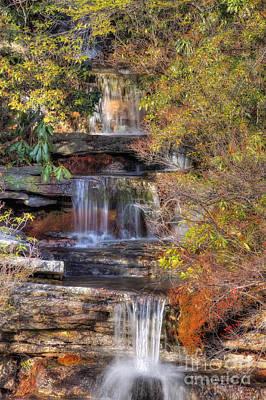 Photograph - Serenity by Rick Kuperberg Sr