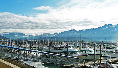Photograph - Seward Alaska by Aimee L Maher Photography and Art Visit ALMGallerydotcom