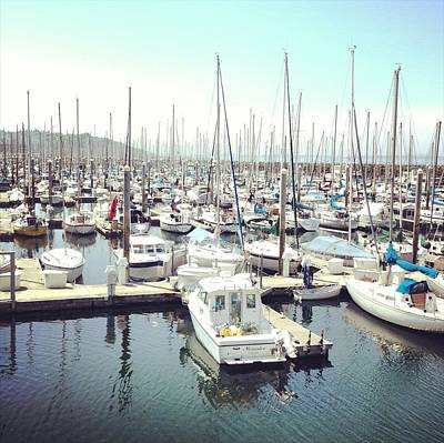 Photograph - Shilshole Marina Seattle by Gary Smith