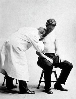 Medicine Man Photograph - Sigard Knopf by National Library Of Medicine