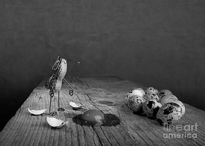 Accident Photograph - Simple Things Easter by Nailia Schwarz