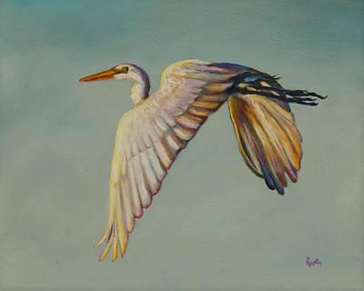 Sky High Original by Eve  Wheeler