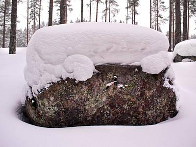 Photograph - Snowviews by Jouko Lehto