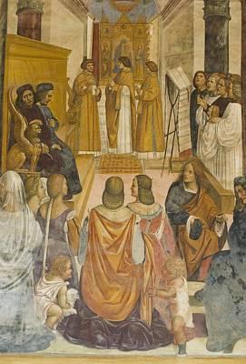 Sodoma, Giovanni Antonio Bazzi Art Print