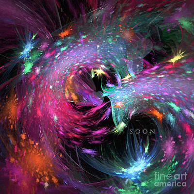 Digital Art - Soon by Margie Chapman