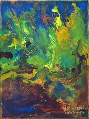 Painting - Soon by Pauli Hyvonen