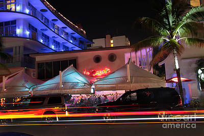 Photograph - South Beach Miami by Steven Spak