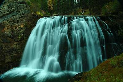 South Fork Falls Art Print