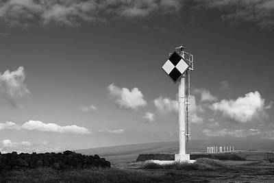 Photograph - South Point Beacon by Scott Rackers