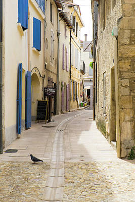 Provence Photograph - Southern France, St by Emily Wilson