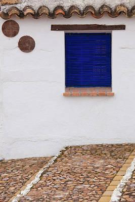 Spain, Castile-la Mancha Region, Ciudad Art Print