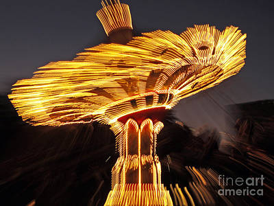 Photograph - Spinning by Inge Riis McDonald