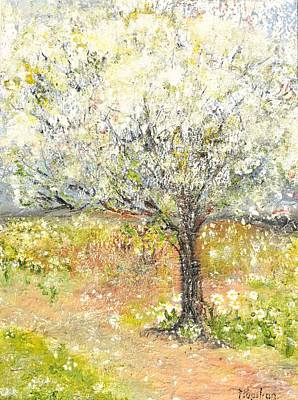 Painting - Spring by Evelina Popilian