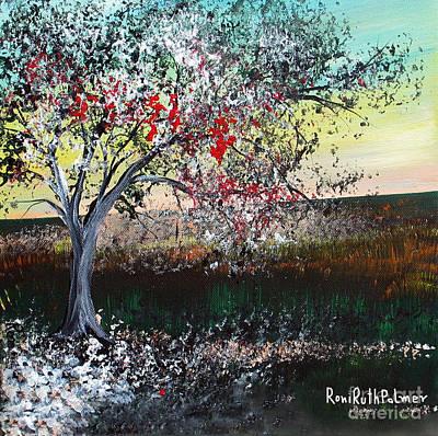 Spring Art Print by Roni Ruth Palmer