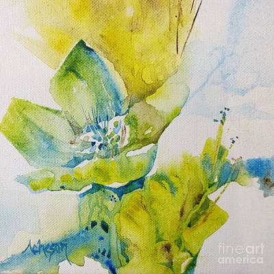 Painting - Springtime by Donna Acheson-Juillet