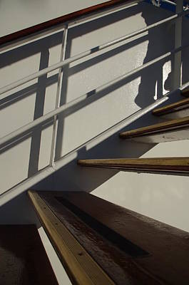 Photograph - Shadow Ascending by Marilyn Wilson