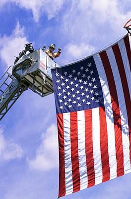 September 11 Photograph - Standing Tall by Jon Neidert