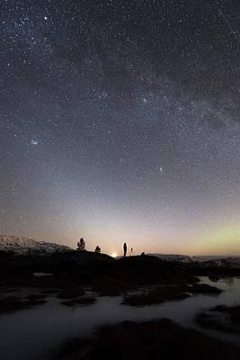 Stargazer Photograph - Stargazing by Tommy Eliassen