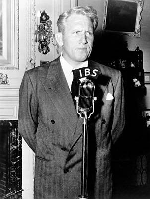 State Of The Union, Spencer Tracy, 1948 Art Print by Everett