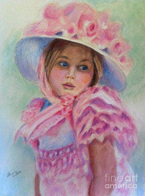 Painting - Steffi by Marcia Dutton