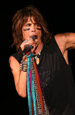 Steven Tyler Aerosmith Original by Don Olea