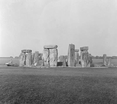 Stonehenge Art Print by Anonymous