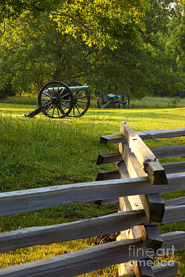 Soap Suds - Stones River Battlefield by Brian Jannsen
