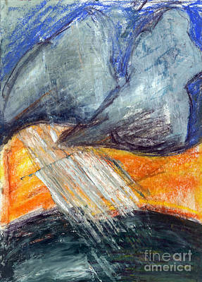 Painting - Storm by A K Dayton