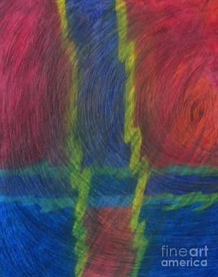 Storm I Art Print