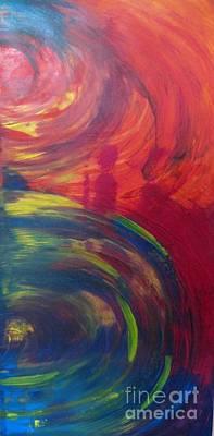 Storm II Art Print