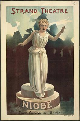 Strand Theatre Art Print