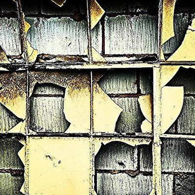Artwork Wall Art - Photograph - Urban Wall 9 by Jason Michael Roust