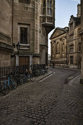 Stephen Hawking Photograph - Stunning Images Of Cambridge City And University Locations From  by Matthew Gibson
