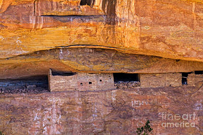Photograph - Sun Point View Mesa Verde National Park by Fred Stearns
