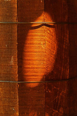 Photograph - Sunlight On The Barrel by Gary Slawsky