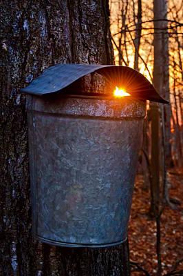 Sunrise In Vermont Art Print by Jim Boardman