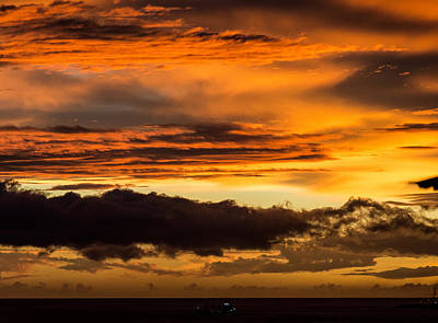 Photograph - Sunset Now by Joseph Amaral