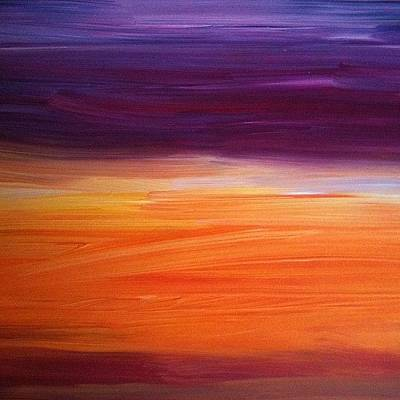Expressionism Wall Art - Photograph - Sunset by Stephen Lock
